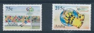 [AR361] Aruba 2006 World cup soccer Germany  MNH