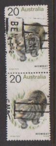 Australia Sc#565 Used Pair