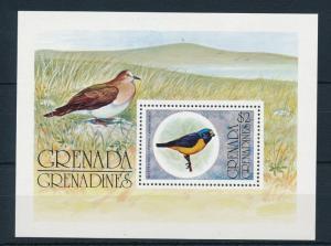 [25454] Grenada Gren. 1976 Birds Vögel Oiseaux Ucelli MNH