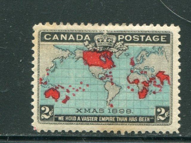 Canada  #86b Mint VF LH   -  Lakeshore Philatelics