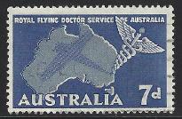 Australia Scott # 305 Used