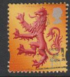 Great Britain Scotland SG S95  Used