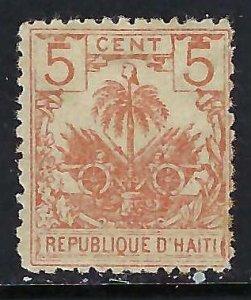 Haiti 35 MOG FORGERY 637C-4