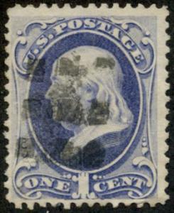 US Scott #145 Used, FVF