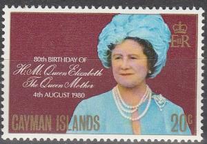 Cayman Is #443  MNH F-VF (SU5539)
