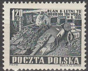 Poland #533 MNH (K961)