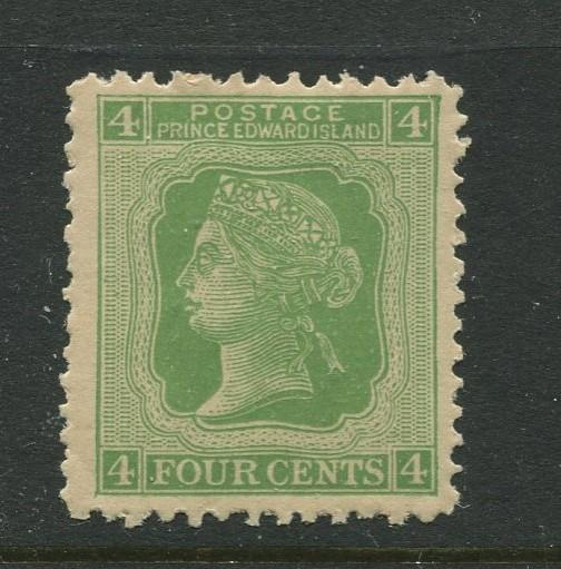 Prince Edward Is. -Scott 14 -QV Definitive Issue -18720 -MNH -Single 4c Stamp