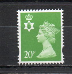 Great Britain - Northern Ireland NIMH69 MNH