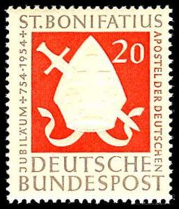 GERMANY 724  Mint (ID # 53555)