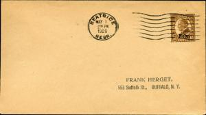 #670 FRANK HERGET FIRST DAY COVER CACHET BM9373