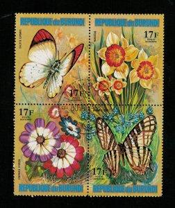 Butterflies 17F Block (R-584)