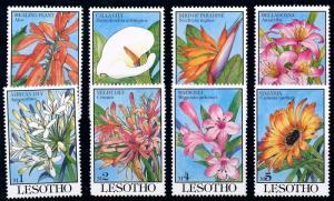 [67357] Lesotho 1993 Flora Flowers Blumen  MNH