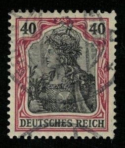 Reich Germany MC #90 (3908-T)