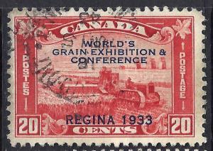 CANADA 203 Used FVF 2