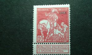 Belgium #B16 mint hinged e208 10771