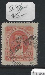ECUADOR  (P1303BB)  SC 68   VFU