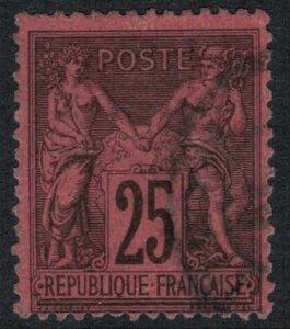 France #93 CV $25.00