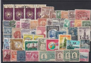 Colombia Mixed Stamps Ref 28942