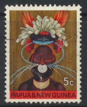Papua New Guinea SG 125  SC# 253 Used National Heritage