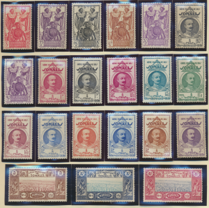 Somali Coast (Djibouti) Stamps Scott #146 To 178, Mint Hinged, Some NH - Free...