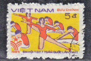 VIETNAM SC# 1549 *USED*  5d  1985   SEE SCAN