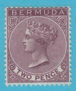 BERMUDA 21 MINT HINGED OG *  NO FAULTS VERY  FINE !