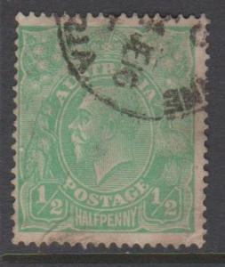 Australia Sc#19 Used