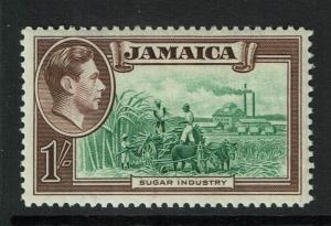 Jamaica SG# 130 Mint Light Hinged - S196