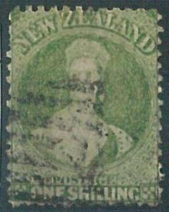 70472 -  NEW ZEALAND - STAMP: Stanley Gibbons # 125 -   USED