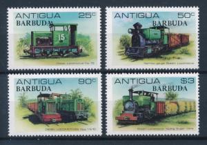 [62516] Barbuda 1981 Railway Train Eisenbahn Chemin de Fer  MNH
