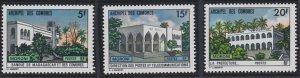 Comoro Islands 111-113 MNH (1973)