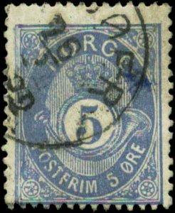 Norway Scott #24 Used