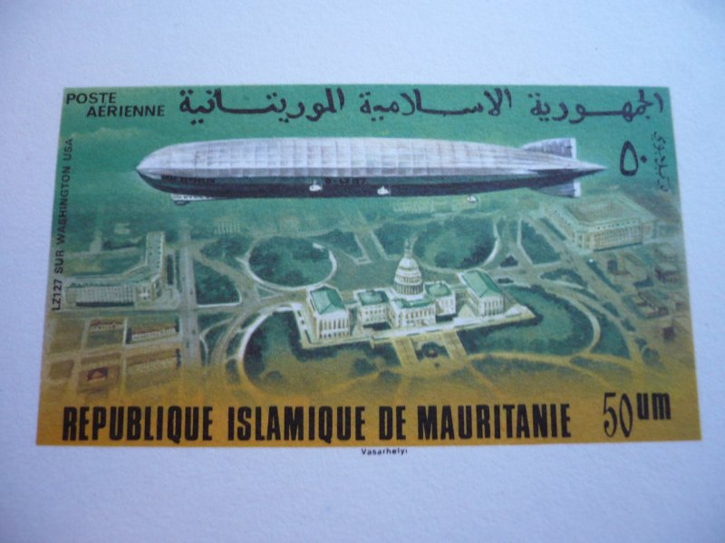 Mauritania - Air Mail Stamps