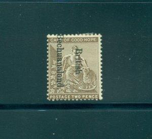 Bechuanaland - Sc# 39. 1897 2p Mint. $16.50.