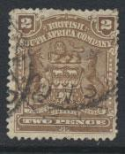 British South Africa Company / Rhodesia  SG 79   used see scan