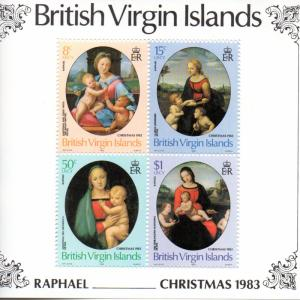 Virgin Islands 461a MNH