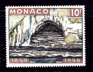 Monaco 417 MH 1958 issue