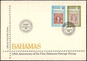 Bahamas, Worldwide First Day Cover