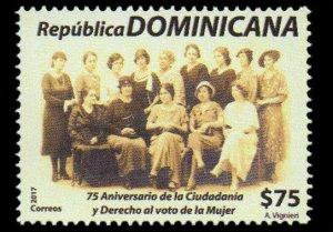 DOMINICAN REPUBLIC 1619 MNH 221F-1