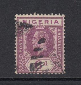 Nigeria, Sc 28 (SG 25a), used
