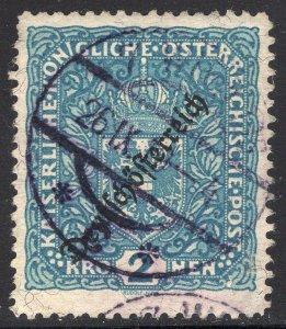 AUSTRIA SCOTT 196C