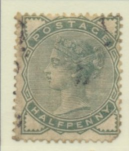 Great Britain Stamp Scott #78, Used, Faults - Free U.S. Shipping, Free Worldw...