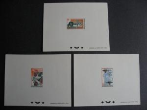 MALI  Sc 74-6 nice set of proofs! Check them out! PLZ read description!