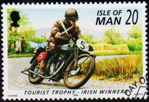 Isle of Man. 1996 20p S.G.703 Fine Used