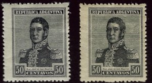 Argentina #275 Mint F-VF typical Creases SCV$10.00...Such a Deal!