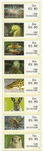 Ireland Peel & Stick Labels (8v)