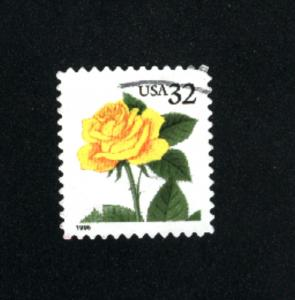 USA #3049  2 used 1996-2000 PD .08