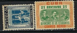 CUBA C73-74 MOG TONING Z3511