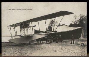 Germany WWI Sanke 902 Airplane RPPC Feldflieger 32 6th Army Feldpost 93492