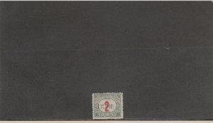 FIUME J5 MNH 2014 SCOTT CATALOGUE VALUE $6.50